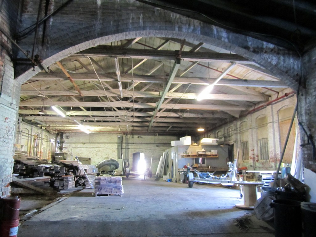 interior-view-through-arch-before-sandblasting