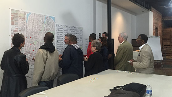 35th Street Community Charrette, Norfolk, VA
