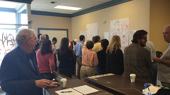 Five Points Community Charrette, Norfolk, VA