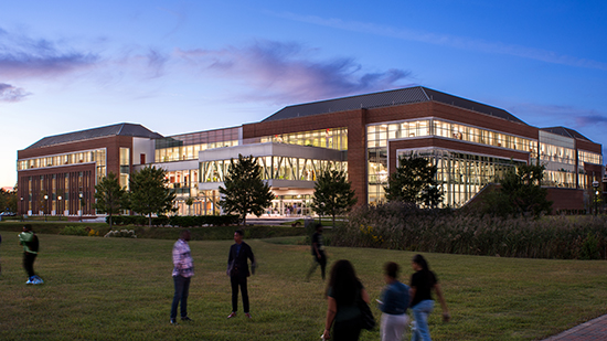 Norfolk State University: New G.W.C. Brown Memorial Hall