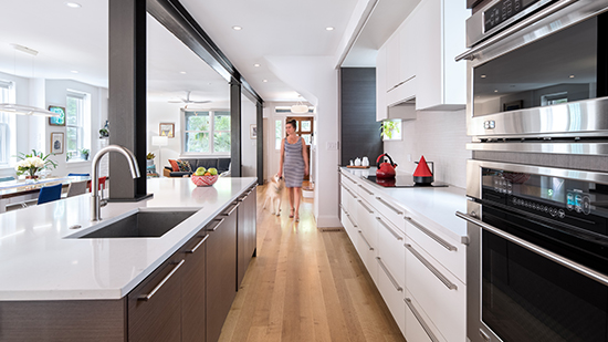 Renovation of Price Residence, Norfolk, VA
