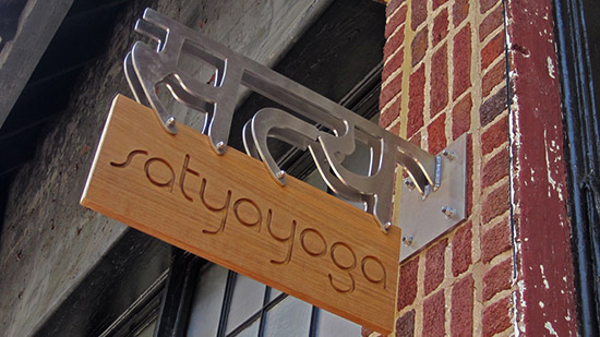 Satya Yoga Sign