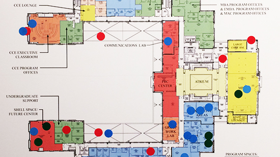 College of William & Mary: School of Business, Miller Hall Design Charrette