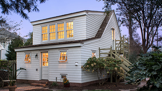 Renovation of Northend Carriage House, Virginia Beach, VA